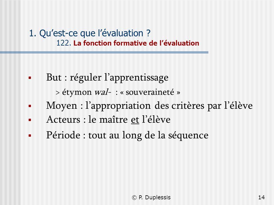 But : réguler l'apprentissage > étymon wal- : « souveraineté »