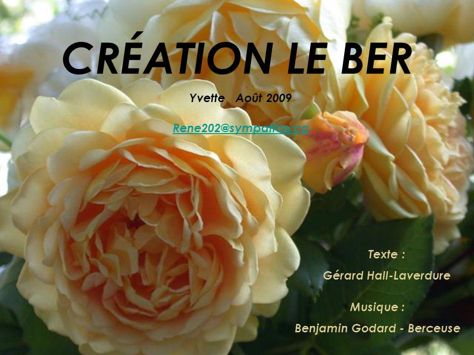 Gérard Hall-Laverdure Benjamin Godard - Berceuse