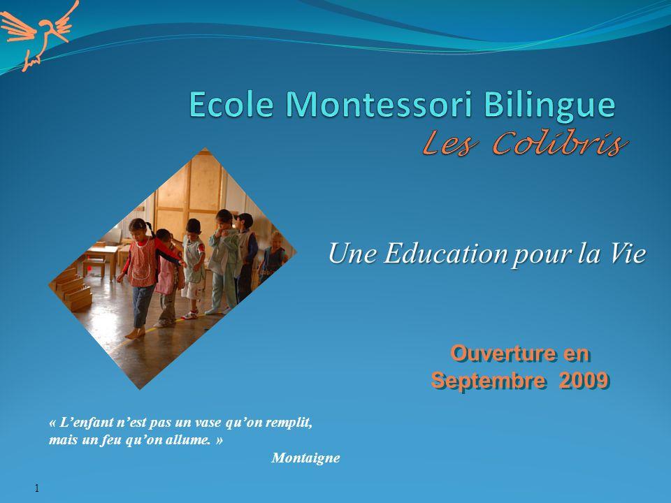 Ecole Montessori Bilingue Les Colibris