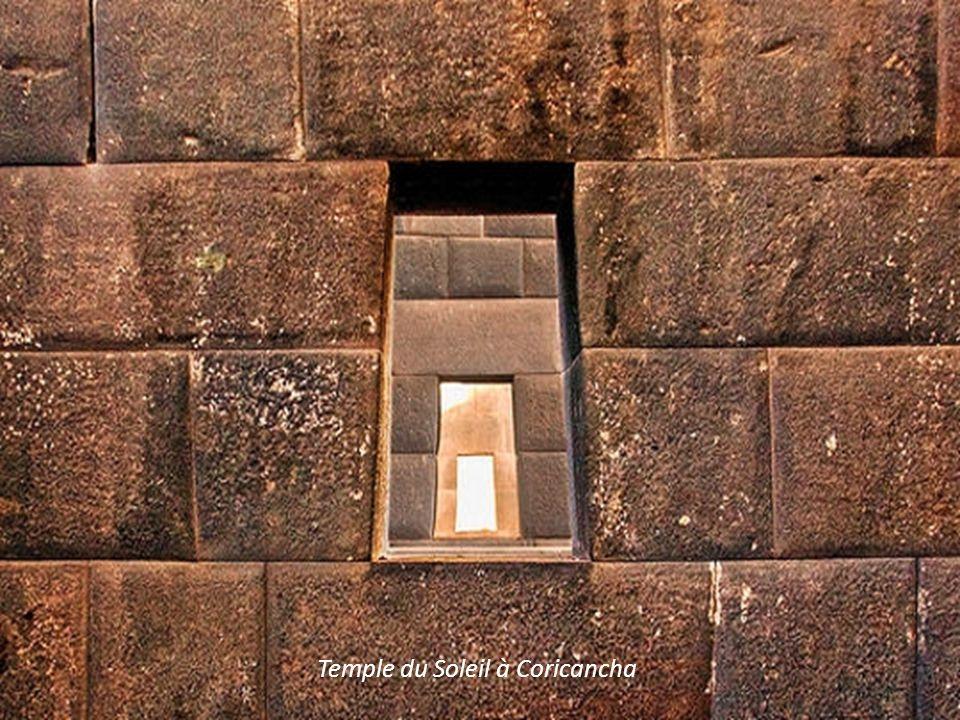Temple du Soleil à Coricancha