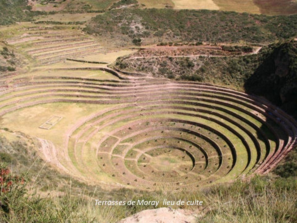 Terrasses de Moray lieu de culte