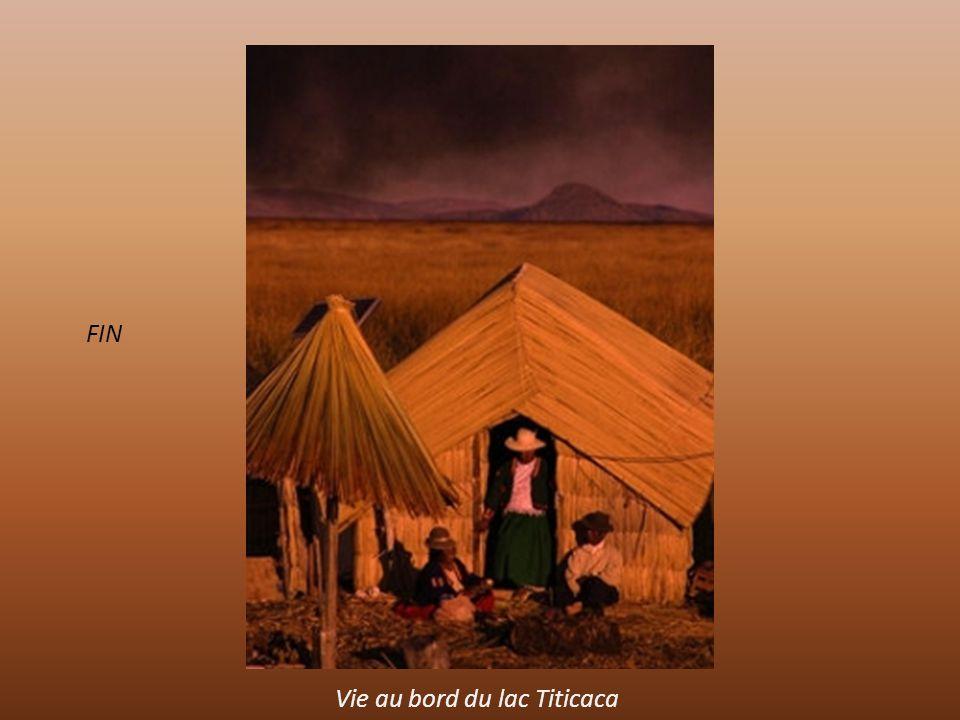 FIN Vie au bord du lac Titicaca