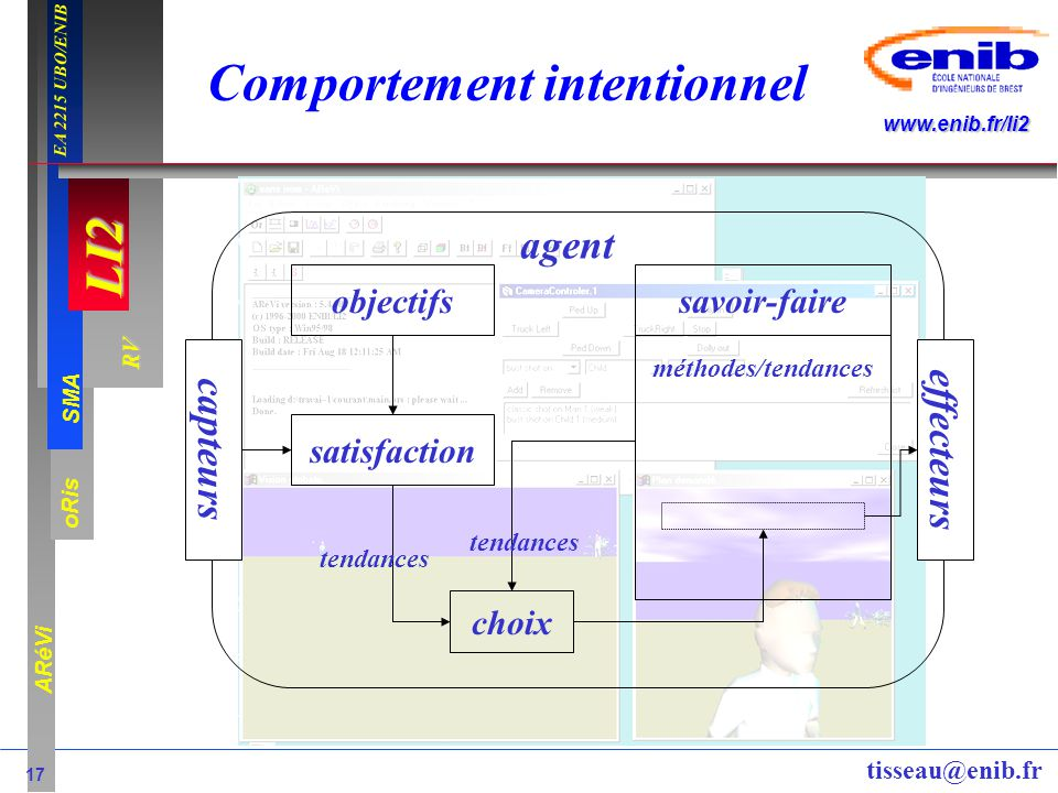 Comportement intentionnel