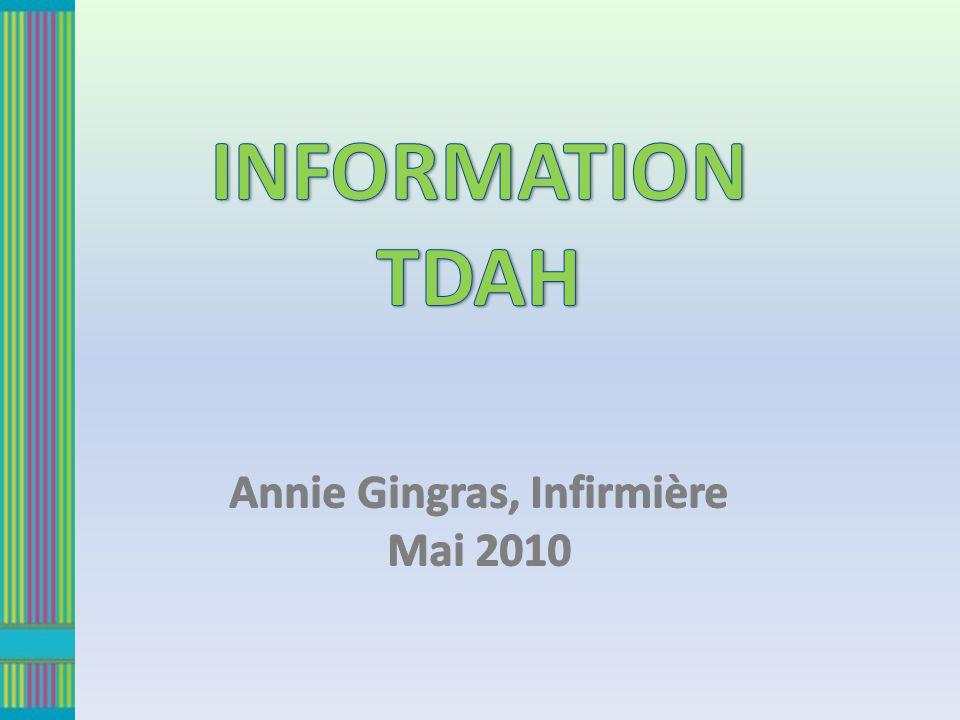 Annie Gingras, Infirmière