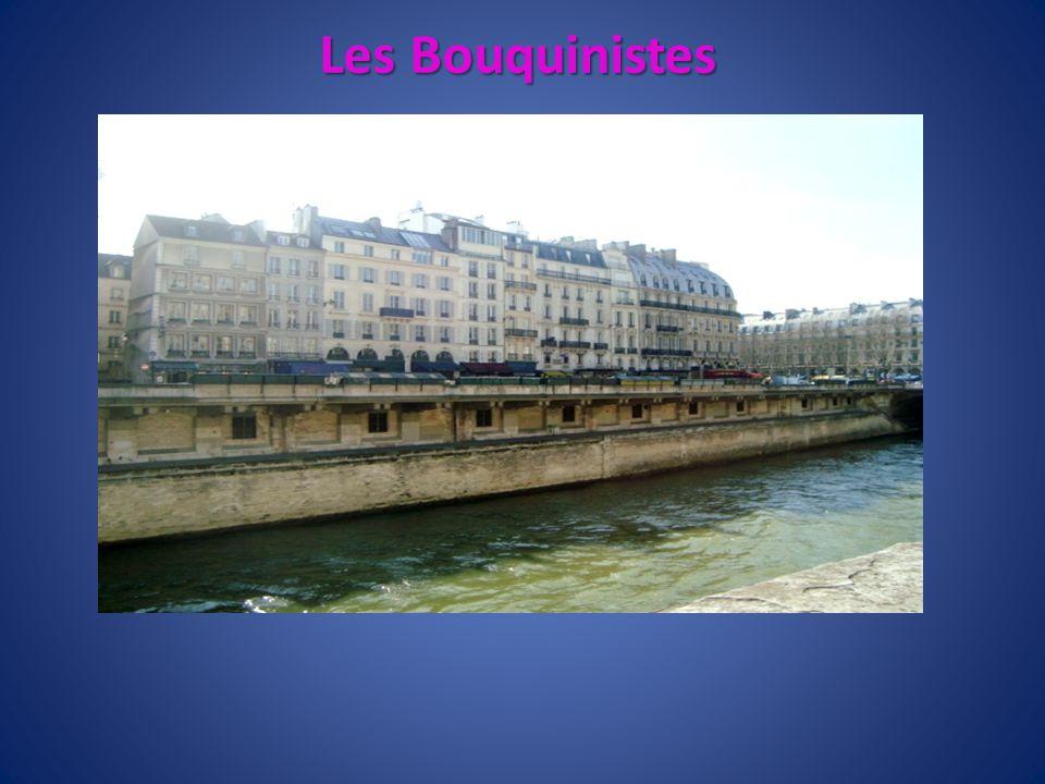 Les Bouquinistes