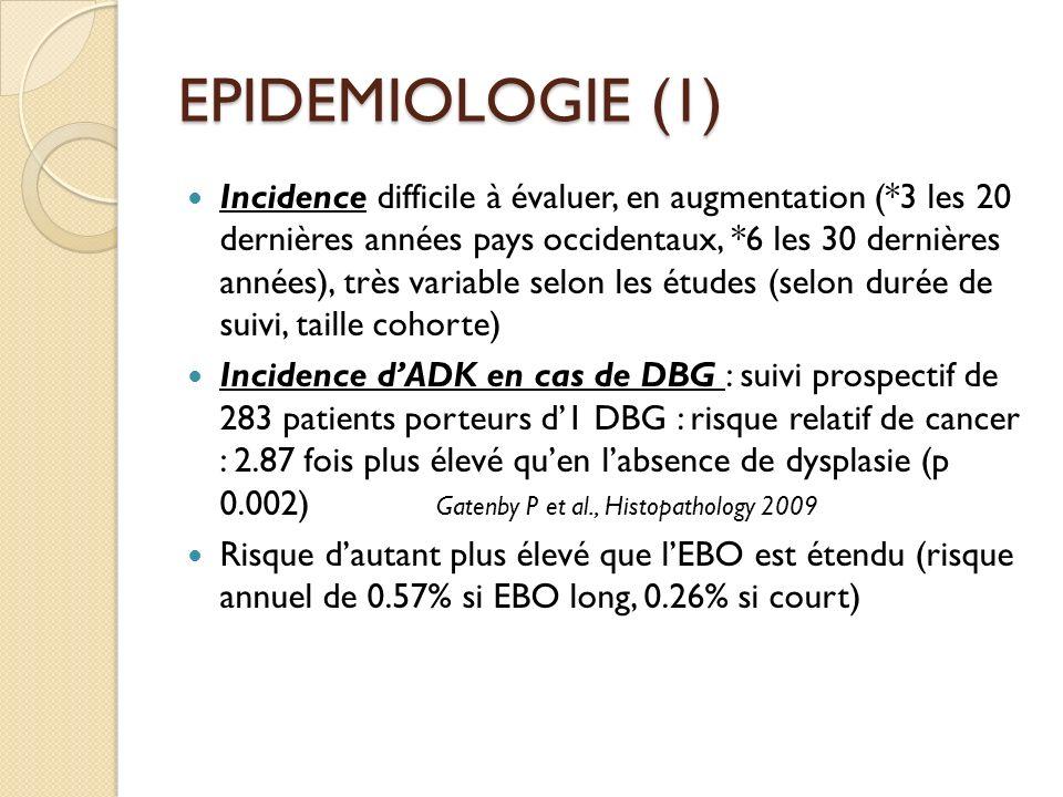 EPIDEMIOLOGIE (1)