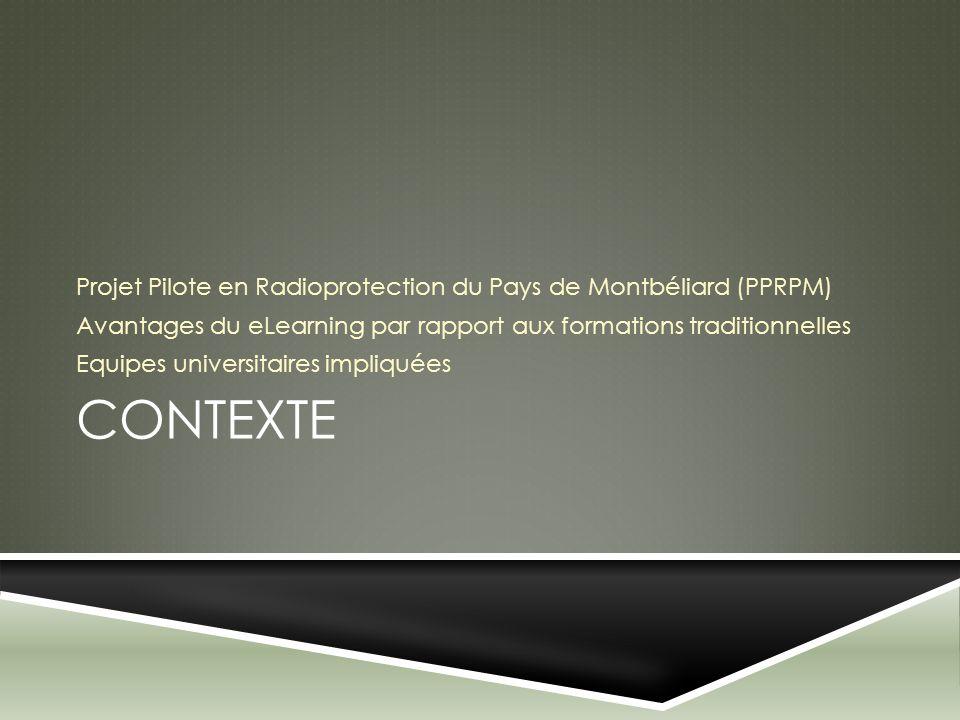 Projet Pilote en Radioprotection du Pays de Montbéliard (PPRPM)