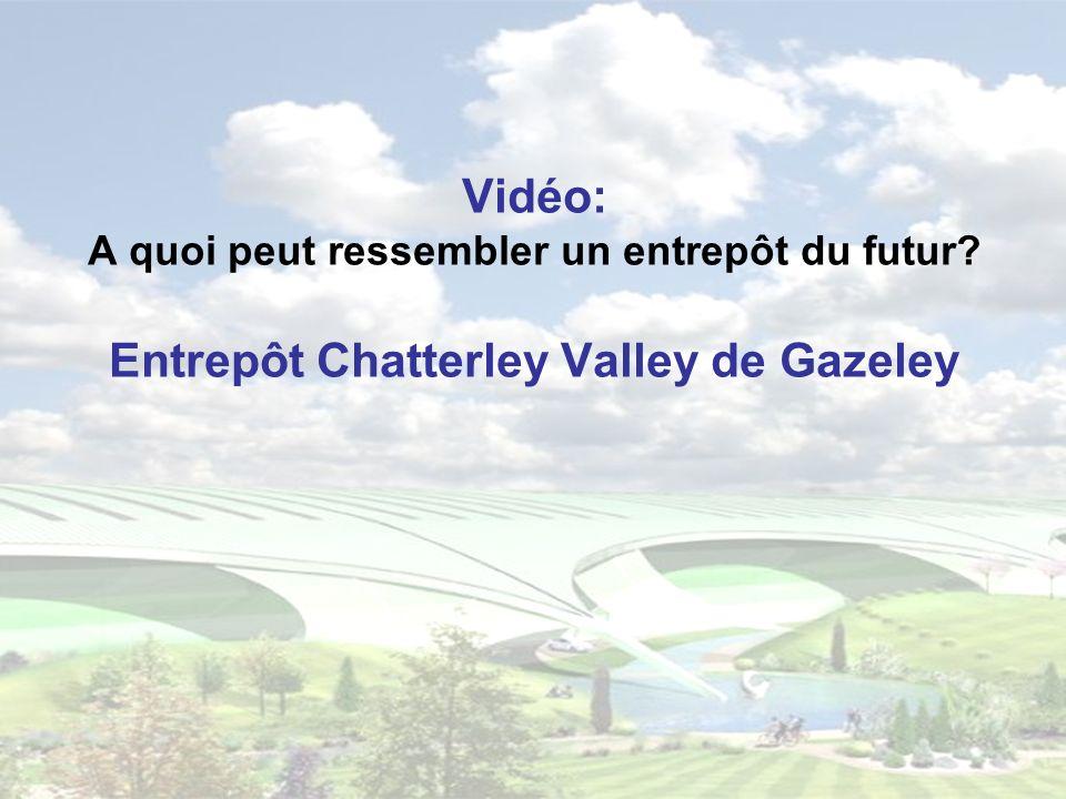Vidéo: A quoi peut ressembler un entrepôt du futur