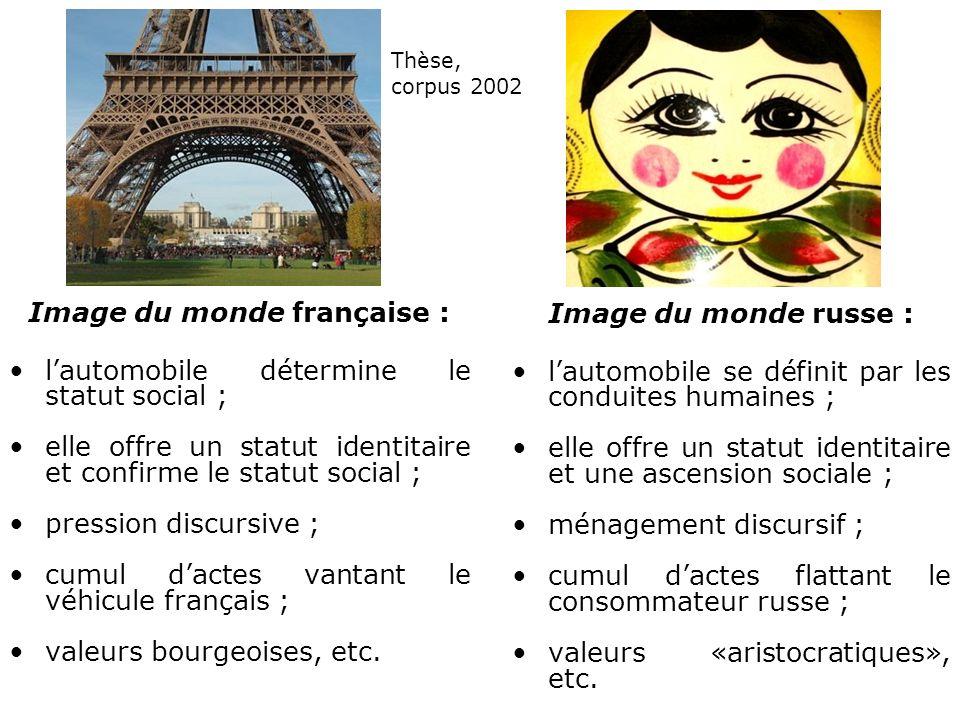 Image du monde française :