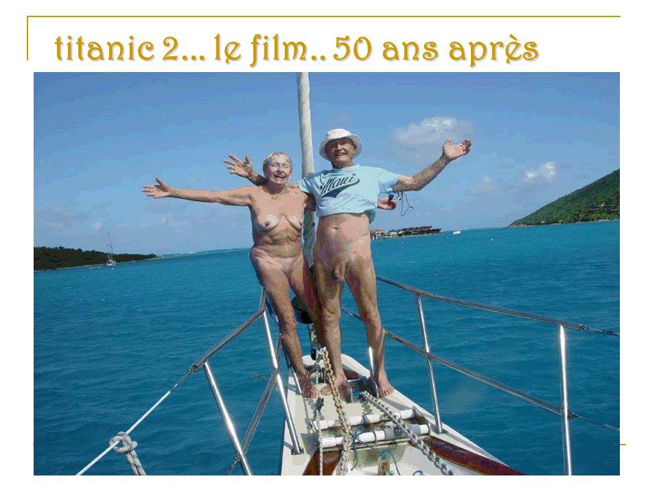 titanic 2... le film.. 50 ans après