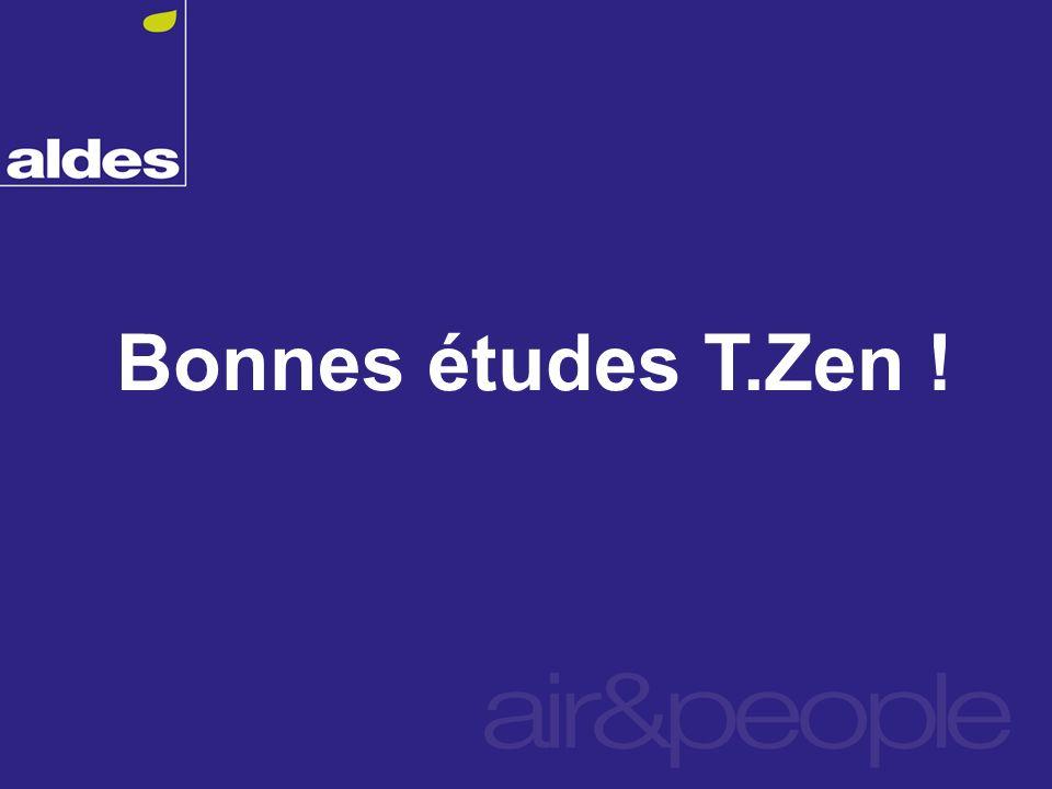 Bonnes études T.Zen !