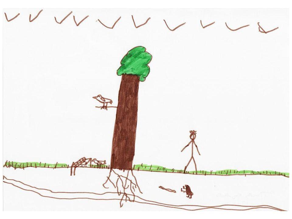 Une taupe, un ver de terre