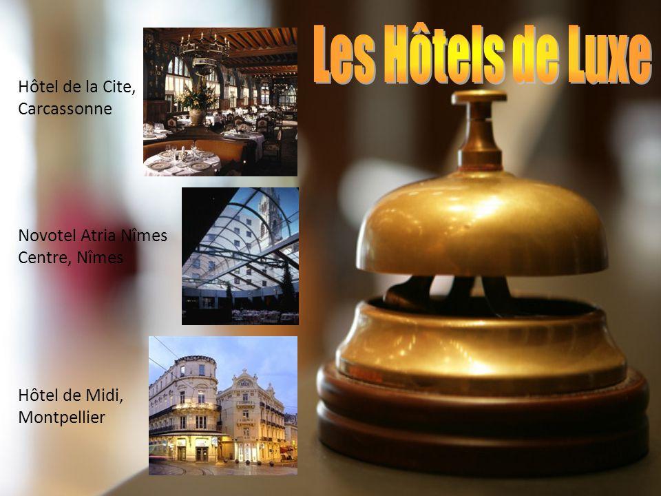 Les Hôtels de Luxe Hôtel de la Cite, Carcassonne