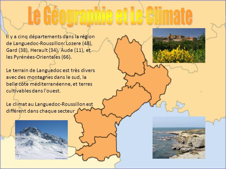 Le Géographie et Le Climate