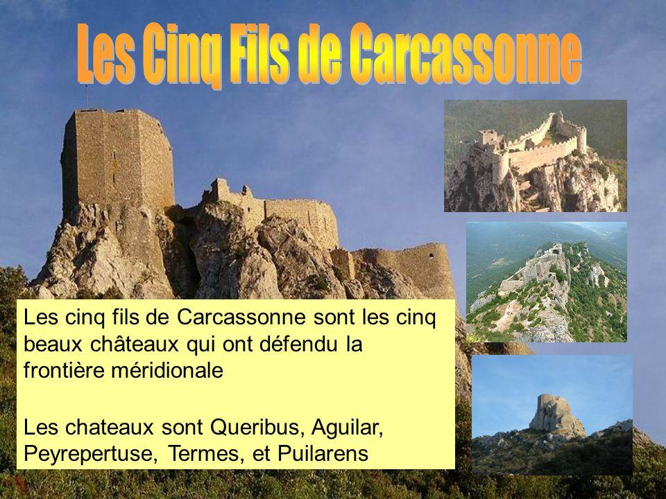 Les Cinq Fils de Carcassonne