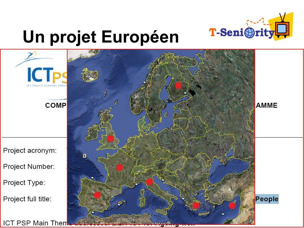 Un projet Européen