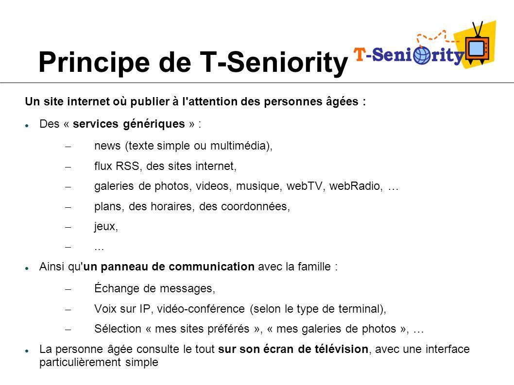Principe de T-Seniority