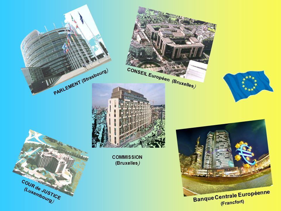 Banque Centrale Européenne (Francfort)