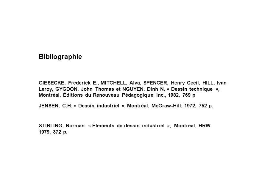 STIRLING, Norman. « Éléments de dessin industriel », Montréal, HRW, 1979, 372 p.