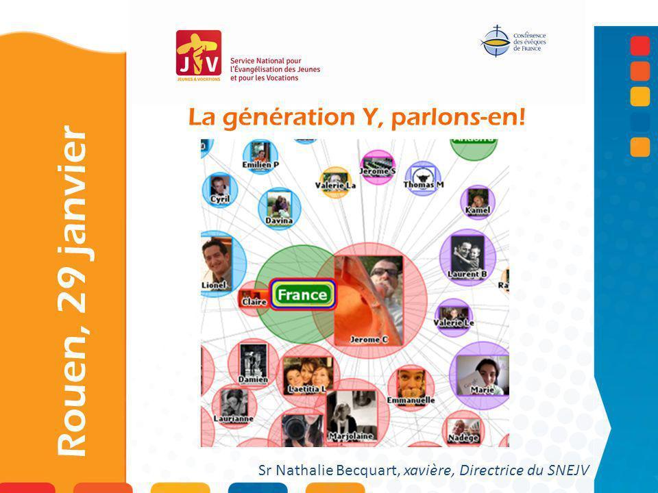 La génération Y, parlons-en!