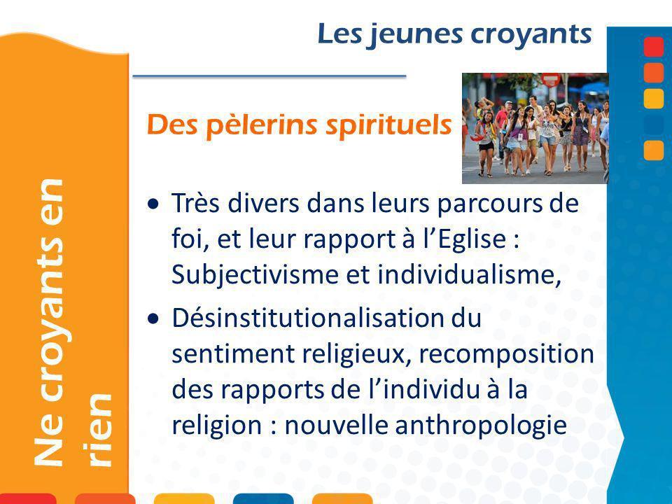 Des pèlerins spirituels