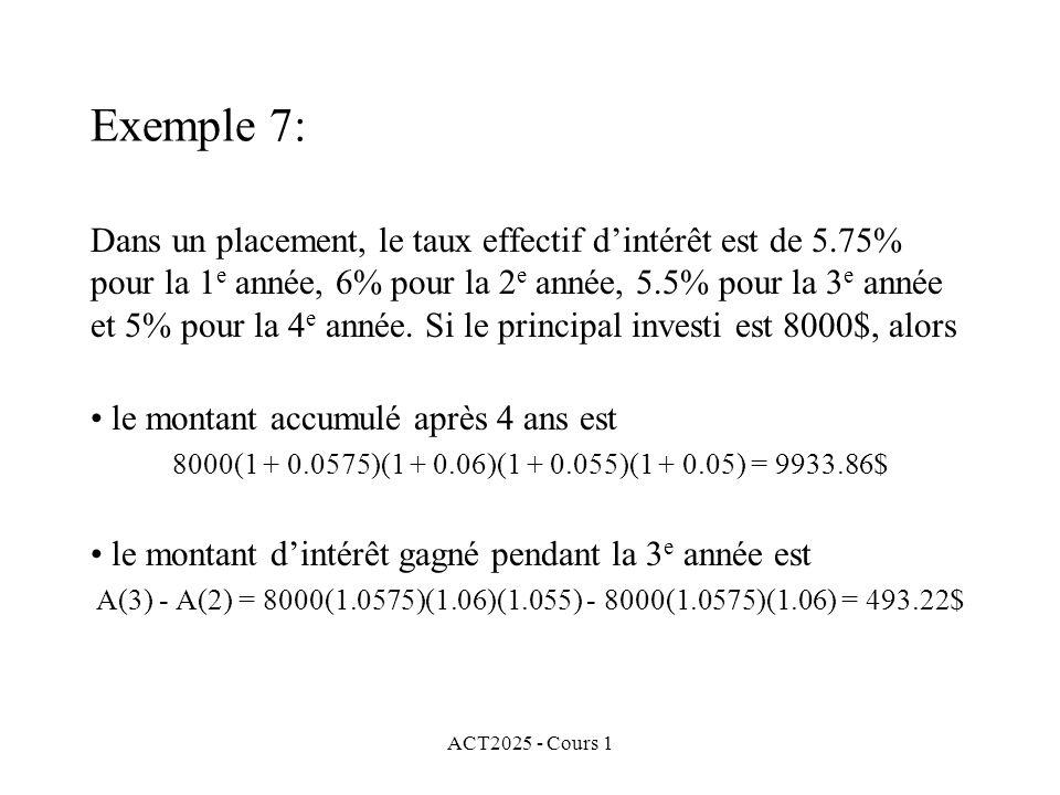 A(3) - A(2) = 8000(1.0575)(1.06)(1.055) - 8000(1.0575)(1.06) = 493.22$