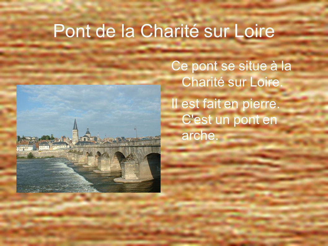 Pont de la Charité sur Loire