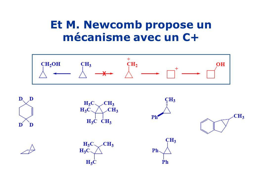 Et M. Newcomb propose un mécanisme avec un C+
