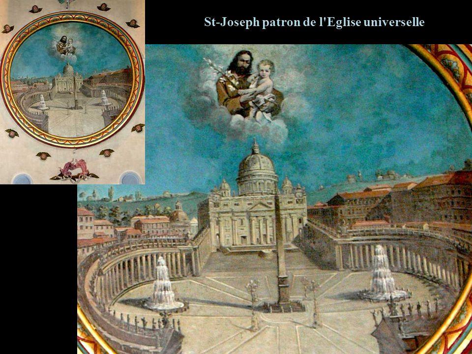 St-Joseph patron de l Eglise universelle