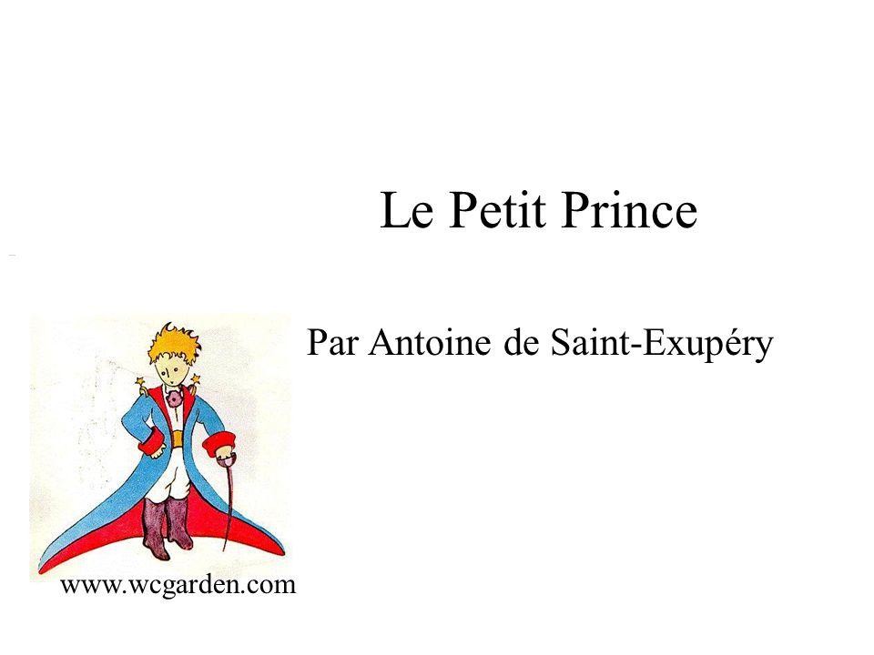 Par Antoine de Saint-Exupéry