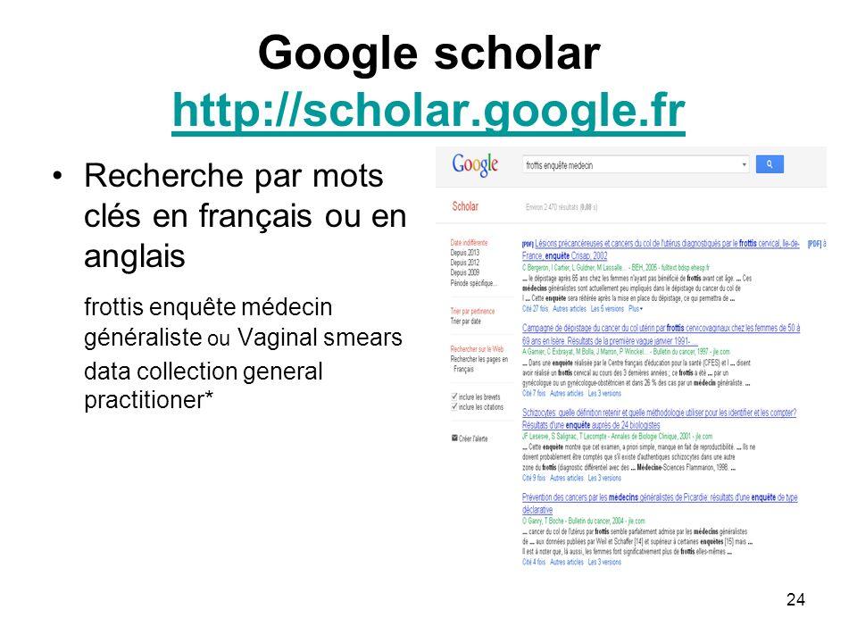 Google scholar http://scholar.google.fr