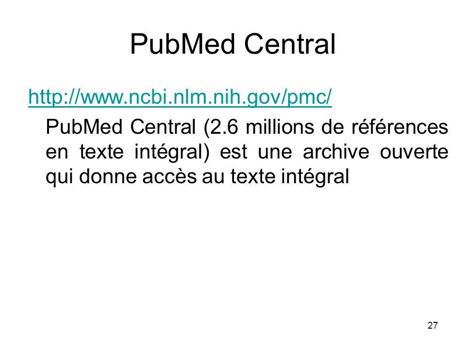 PubMed Central http://www.ncbi.nlm.nih.gov/pmc/