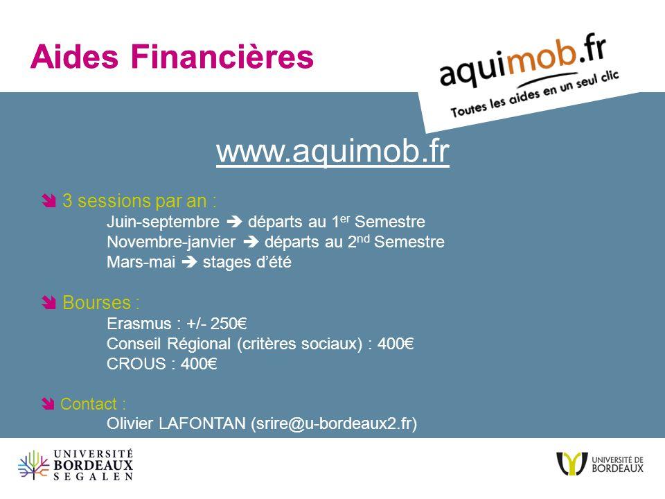 Aides Financières Aides Financières www.aquimob.fr