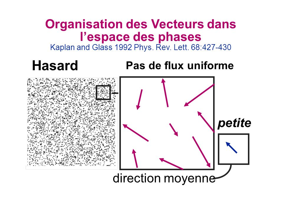Organisation des Vecteurs dans