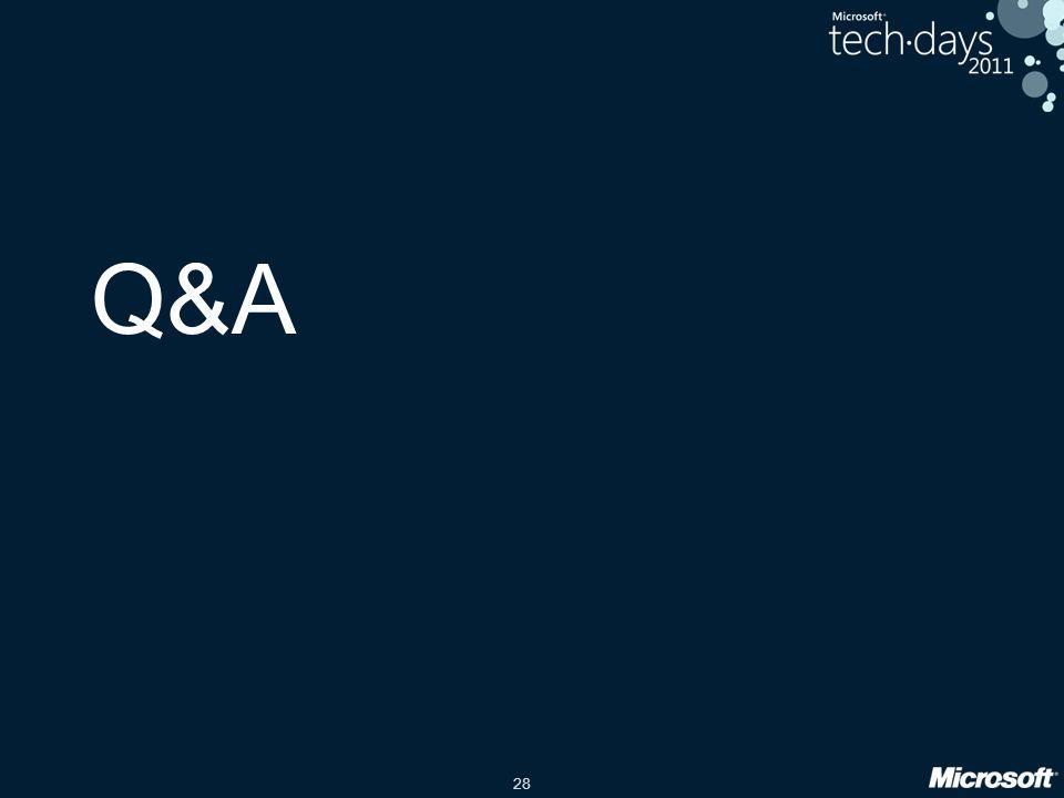 Q&A date