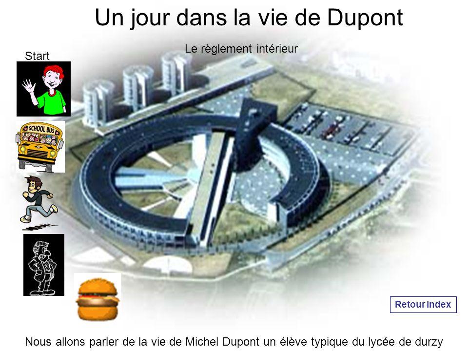 Un jour dans la vie de Dupont