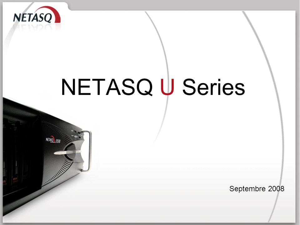 NETASQ U Series Septembre 2008
