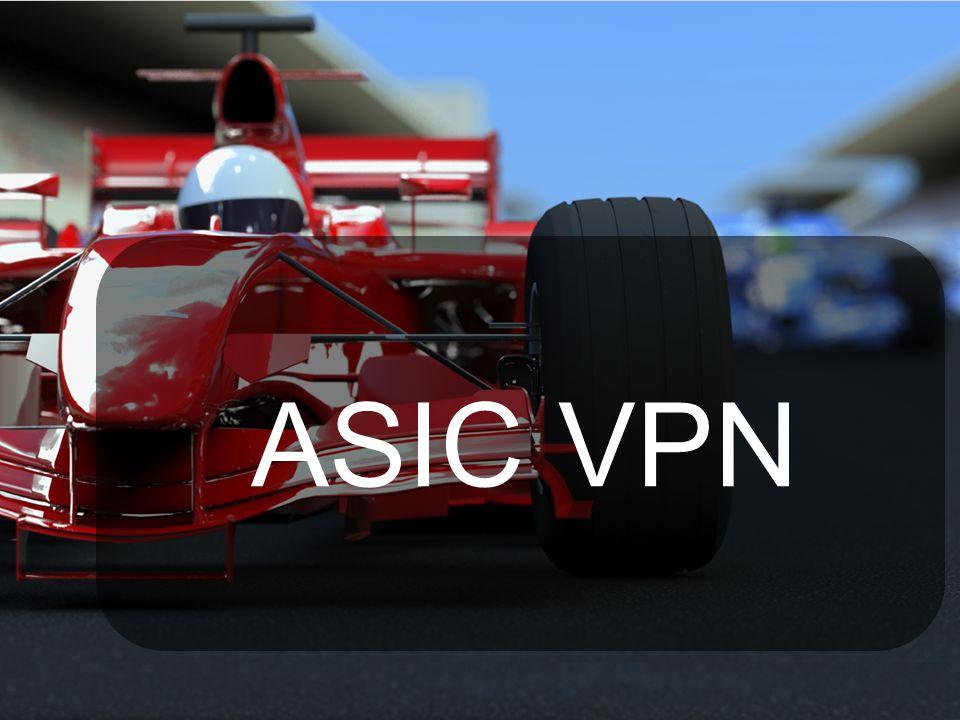 ASIC VPN