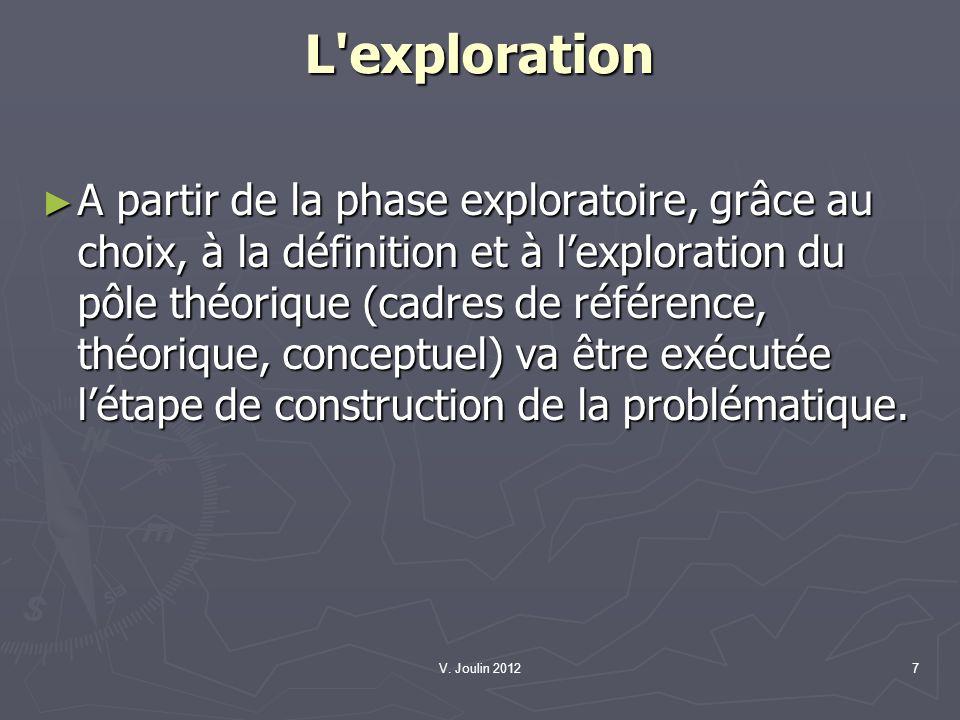 L exploration