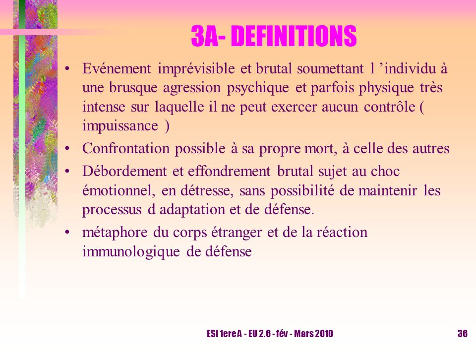 3A- DEFINITIONS