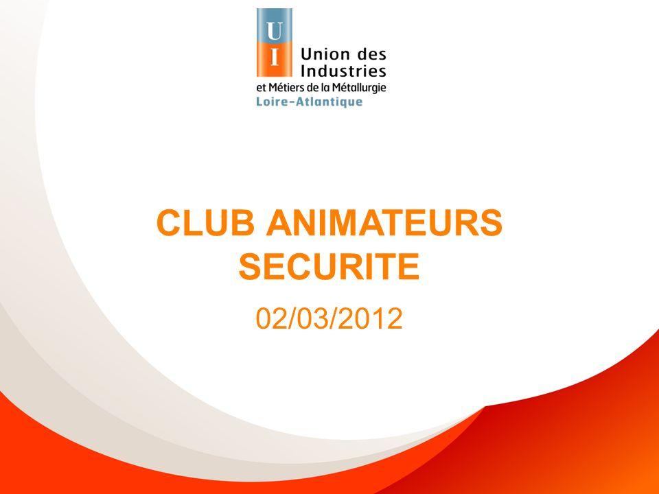 CLUB ANIMATEURS SECURITE