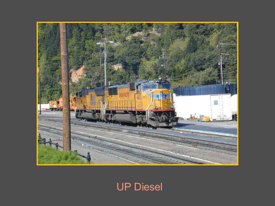 UP Diesel