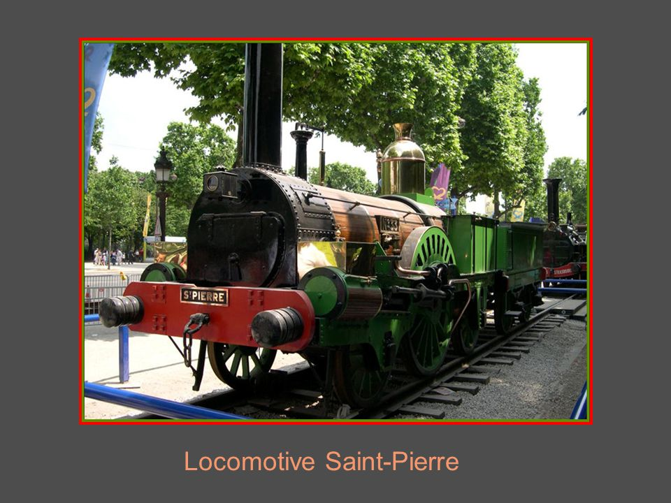 Locomotive Saint-Pierre
