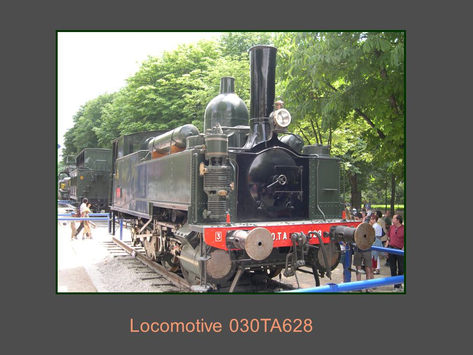 Locomotive 030TA628