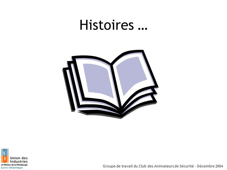 Histoires …