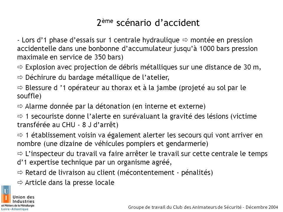 2ème scénario d'accident
