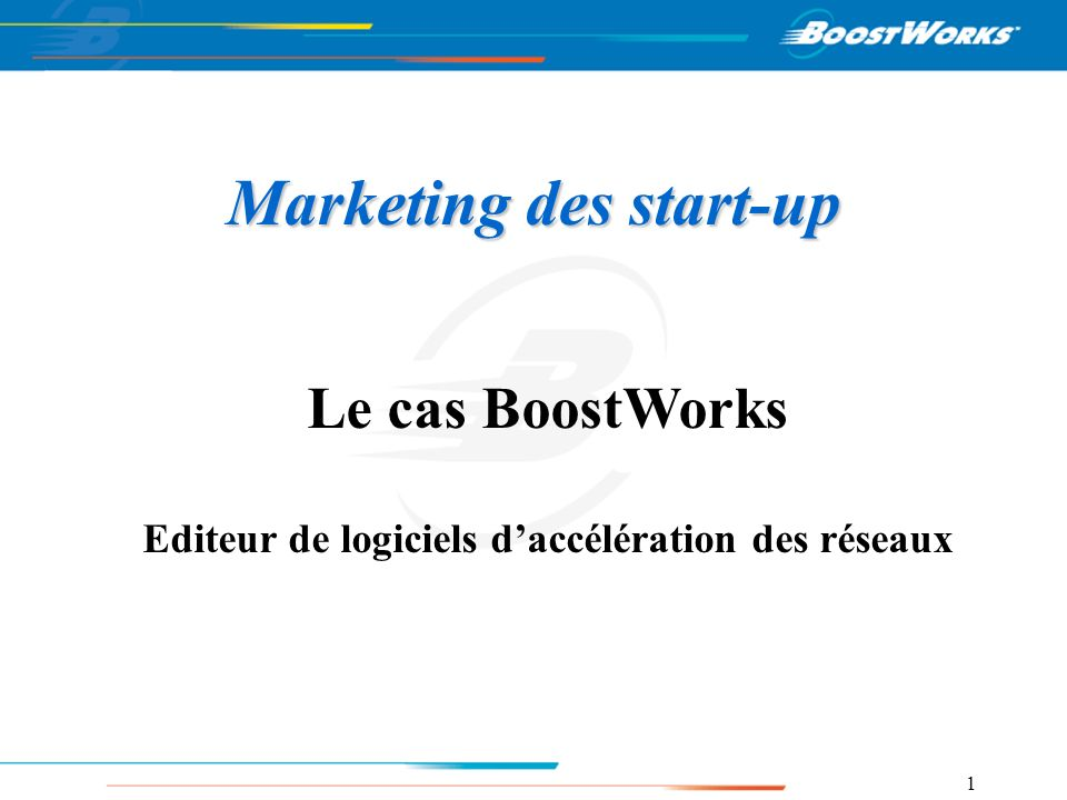 Marketing des start-up