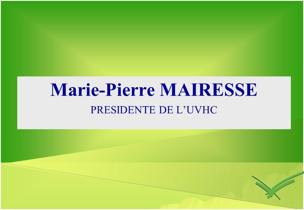 Marie-Pierre MAIRESSE