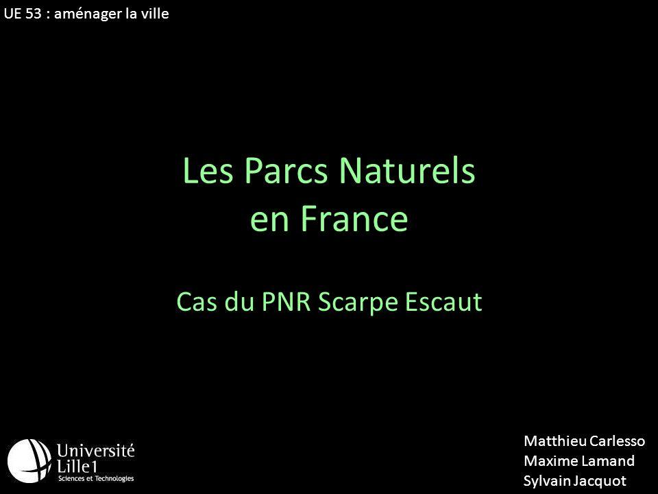 Les Parcs Naturels en France