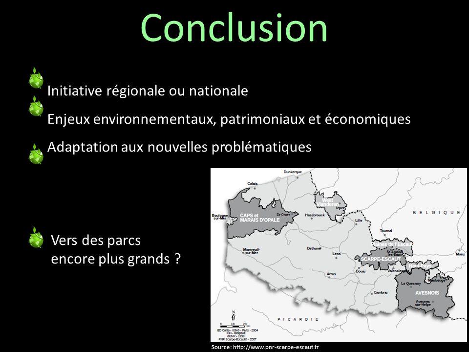 Conclusion Initiative régionale ou nationale k
